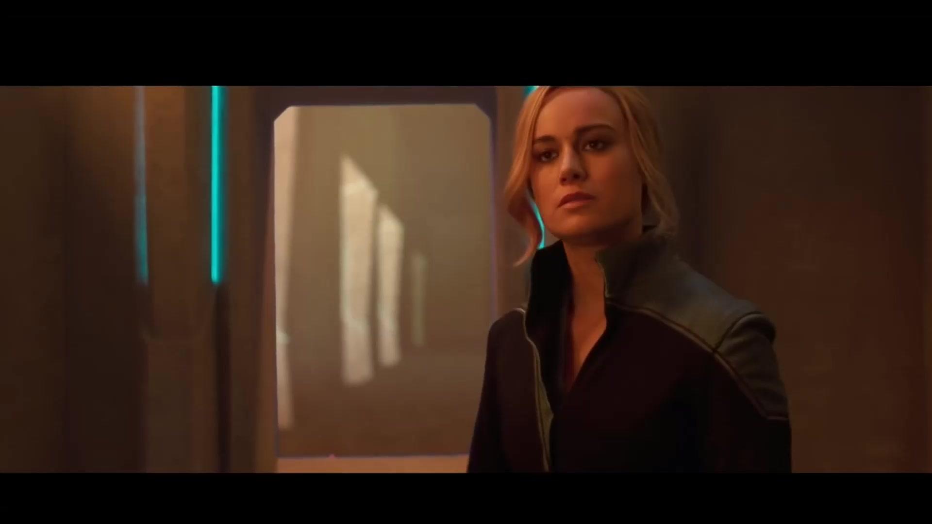 """صحنه حذف شده از فیلم """"کاپیتان مارول"""""""