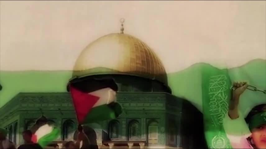"""کلیپ""""فلسطین"""" با صدای حامد زمانی"""