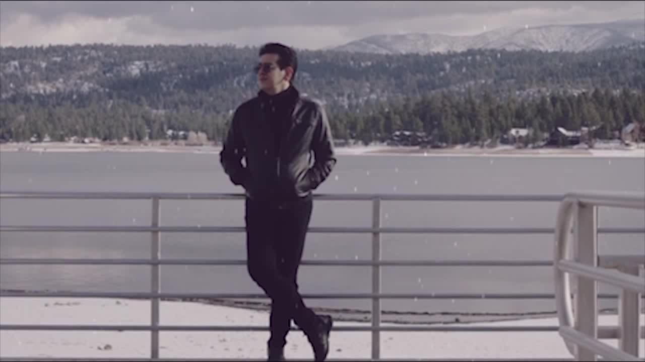 دانلود موزیک ویدیو جدید حمید طالب زاده به نام هیچی نپرس