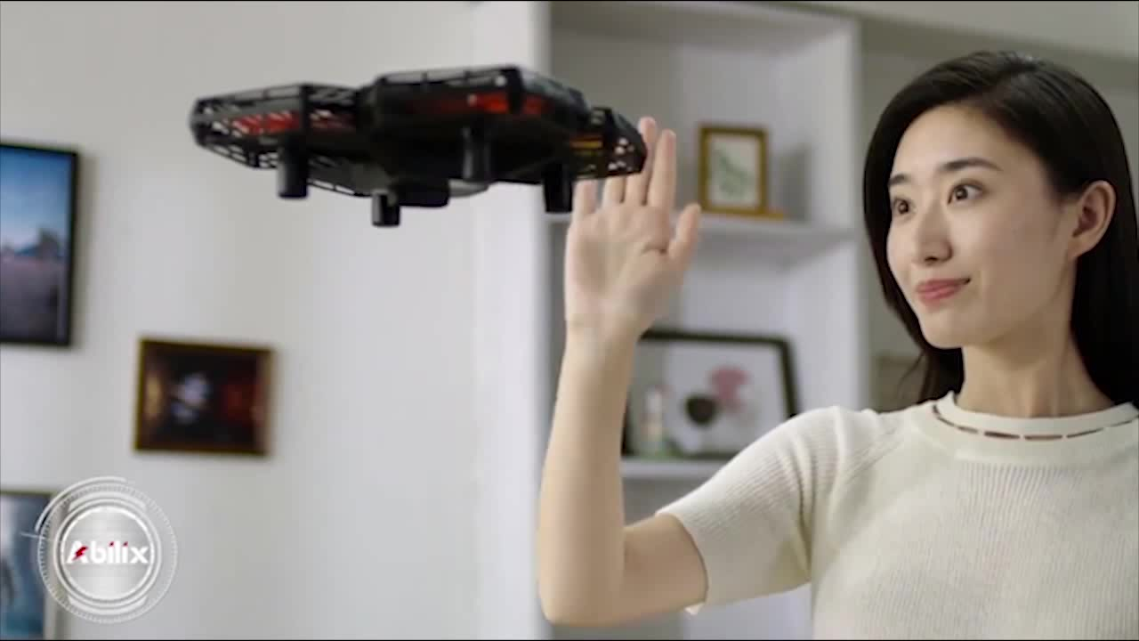 ربات پروازی هوشمند Iris