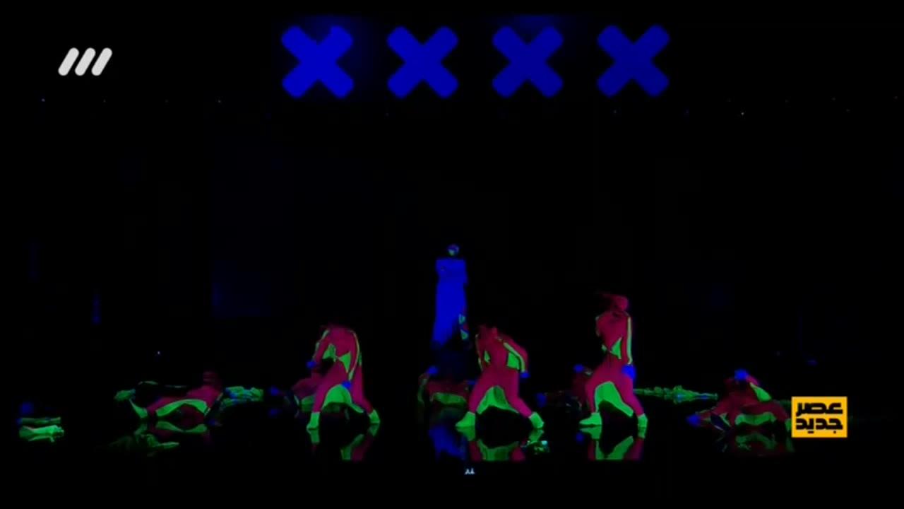 قسمت نهم مرحله دوم عصر جدید؛ اجرای گروه بلک لایت به همراه حرکت انفرادی جالب