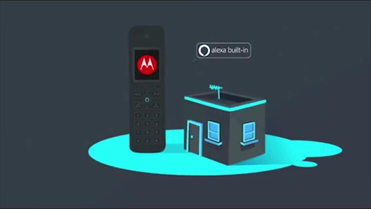 موتورولا و تلفن هوشمند خانگی!