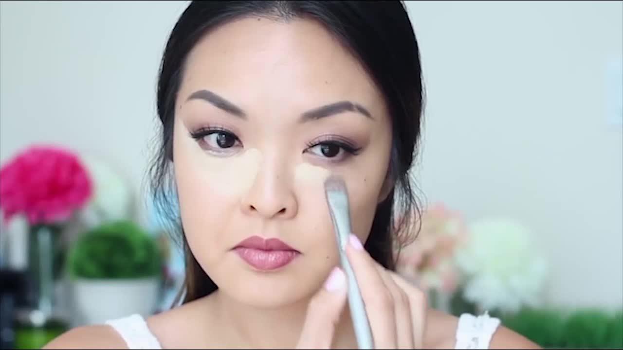 آموزش ترفندهای آرایش سریع برای خانم های پرمشغله